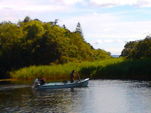 Fishing Portumna